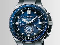 SEIKO WATCH | Always one step ahead of the rest.