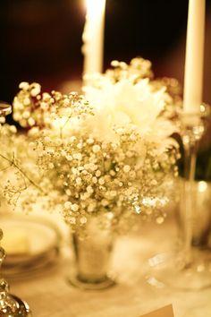 #baby's breath wedding