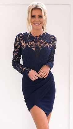 11 Classy Cocktail Dresses for Winter - Outfit Ideas HQ #womendressesclassy