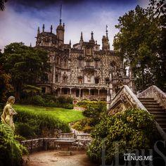 Quinta de Regaleira - Sintra, #Portugal