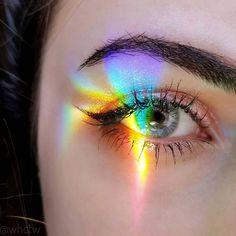 School Hairstyles 82683343144626669 - Rainbow Eyes Source by KaSeeStyLe Aesthetic Eyes, Gay Aesthetic, Rainbow Aesthetic, Aesthetic Images, Artist Aesthetic, Rainbow Photography, Eye Photography, Creative Photography, Pretty Eyes