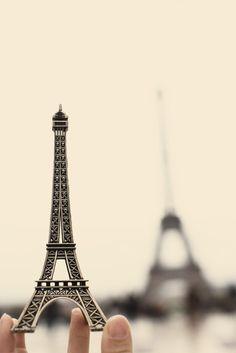bouble Effel Tower#Paris