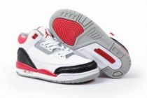 1ba4dfc449c Discount White Black Red Kids Jordan 3 Your Best Choice. Nike