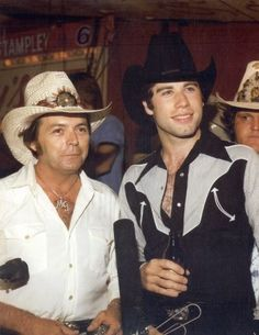 URBAN COWBOY (1980) - Mickey Gilley & John Travolta - Gilley's - Pasadena, TX