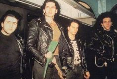 Peter Steele and Type O Negative