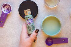 Jak udělat patiny-strukturální pasty