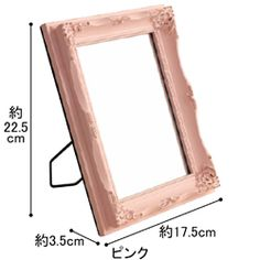Antique desk mirror PB cute princess-based interior furniture and princess system of mail order goods | Romapuri-Romantic Princess