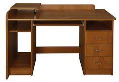 Lagerta BK1 biurko z płyty meblowej.