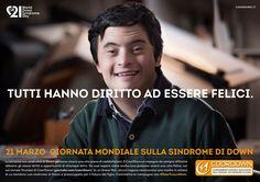 21 marzo - Giornata Mondiale sulla Sindrome di Down (campagna 2014)