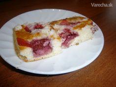 Jahodový koláč z prvých domácich jahôd (fotorecep)t - Recept