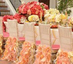 Wedding reception li