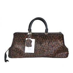 Celine Cabas Clasp Doctor Handbag Black [Celine-026] - €210.49