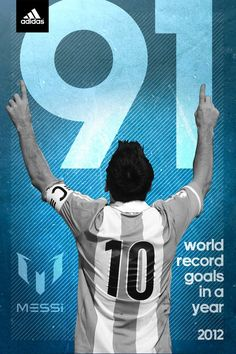 91 goals in one year for F. National Football Teams, Football Soccer, Fc Barcelona, Nike Flyknit Lunar 1, Football Accessories, Argentina National Team, I Go Crazy, Sports Pictures, I Am Game