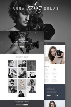 A fully responsive Photographer Portfolio WordPress Theme that will be a great representation of your photographer talent. If you want to make an online portfolio, this theme is what you're looking for. It has fast, well organized interface that can be customized to your taste. With our visual customizer, which is a WYSIWYG theme settings manager, you can setup fonts, site structure, widgets positioning, images and colors schemes. Different layouts with multiple pages, each element (like…