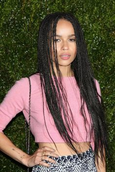 Times Square Gossip: CHRIS ZYLKA & ZOE KRAVITZ @ TRIBECA ARTISTS DINNER...