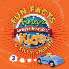 Ripley's Fun Facts & Silly Stories 3