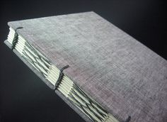 Sketchbook Linen by Zoopress studio, via Flickr