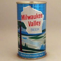 Milwaukee Valley Beer 1959