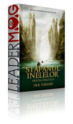 Frăţia Inelului, Stăpânul Inelelor, Vol. 1 - J.R.R. Tolkien - Stăpânul Inelelor, continuă povestea începuta de autor în cartea Hobbitul. Sauron, seniorul Intunecimii, a reusit să adune toate inelele puterii, dorinţa lui fiind aceea de a stăpâni peste întregul Pământ de Mijloc. Tolkien, 1, Cover, Books, Author, Libros, Book, Book Illustrations, Libri