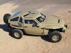 Local Motors & DARPA : Automotive Design & Production