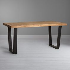 Buy John Lewis Calia 6 Seater Dining Table Online at johnlewis.com