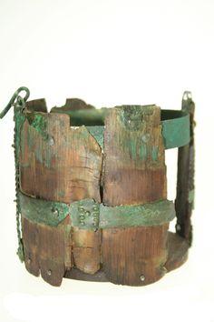 Anglo-Saxon bucket, ~5th-7th century