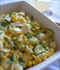 Gnocchi Salad.  This looks tasty.