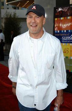 Hollywood's Oldest Celebrity Dads  Bruce Willis - 59