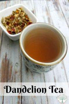 Make a delicious, liver supporting tea from all the weeds in your yard! Try this dandelion tea today! The Homesteading Hippy via @homesteadhippy