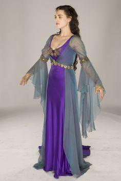 Lady Morgana 1 ª Temporada - merlin-on-bbc Foto