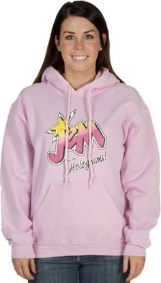 Jem and the Holograms Hoodie