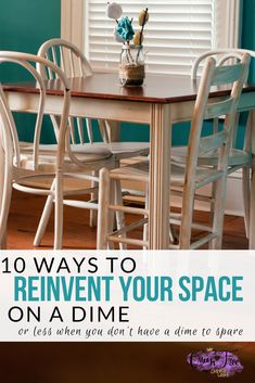 Want to breathe new life into your home but don't have the budget? Reinvent your space with these ten simple, free, and affordable ideas! Home Improvement Projects, Home Improvement, Kitchen Remodel, Home Remodeling, Decorating On A Budget, Living Room On A Budget, Home Renovation, Kitchen Sink Interior, Kitchen Renovation