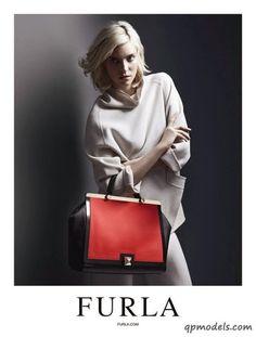 Furla Fall/Winter 2013 Ad Campaign - http://qpmodels.com/interesting/4043-furla-fall-winter-2013-ad-campaign.html