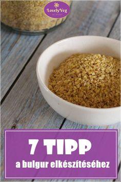 Quinoa, Favorite Recipes, Meals, Vegan, Breakfast, Diet, Fimo, Bulgur, Tips