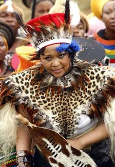 zulu traditional wedding attire - Google Search
