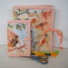 Spring Fling Sewing Caddy Organizer Set by threadsofmagique