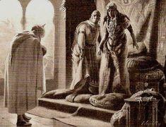 Las intrigas palaciegas y las luchas intestinas en los reinos árabes, cotribuyeron a su destrucción.