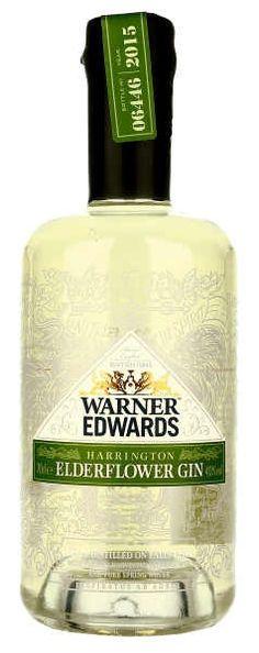 Beers of Europe   Warner Edwards Elderflower Gin