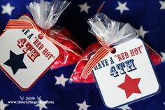 4th of July cute printables