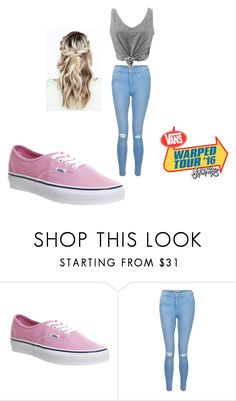 """#Vans4"" by infinityfreak13 ❤ liked on Polyvore featuring Vans and New Look"
