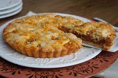 Torta amanteigada de banana e praliné de castanha do Pará | Receitas e Temperos