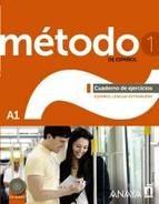 Método 1 de español, nivel A1, é un método de ensino intensivo/extensivo destinado a mozos adultos, cunha estrutura de unidade que permite adaptarse ás necesidades de alumnos e profesores e cubrir así as horas dunha ou outra modalidade (80-100: intensivo e 130: extensivo).