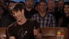 Stephen Moyer interview on Top Gear