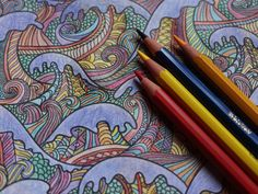 Coloring books for adults have become the latest trend, and unlike some fads, this one is actually really good for you. According to clinical psychologist Ben Michaelis, coloring is a stress-free activity that relaxes the amygdala — the fear center of the brain — and allows your mind to get the