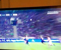Lichtsteiner til 1-1 for Juve!