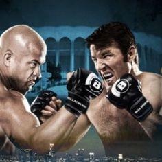 Tito Ortiz e Chael Sonnen farão luta principal do Bellator 170