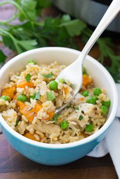 This amazing Crockpot 29 Healthy Instant Pot Recipes (Quick & Easy). 29 Healthy Instant Pot Recipes (Quick & Easy) is delicious, healty. it's very tasty and easy to make Fusilli, Pastas Recipes, Cooking Recipes, Healthy Recipes, Healthy Eats, Yummy Recipes, Cooking Rice, Kid Recipes, Al Dente