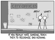 Kerning Hell