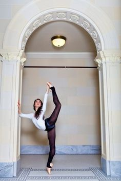Beckanne Sisk (Ballet West). Go Utah! she is also in the new tv show breaking pointe. she is only 19 and is absolutely amazing!!! she is my role model!!! <3 :)