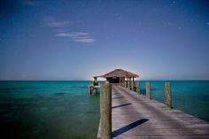 Small Hope Bay Lodge Andros Island Bahamas: A Starry Night in the #Bahamas . . .#Caribbean